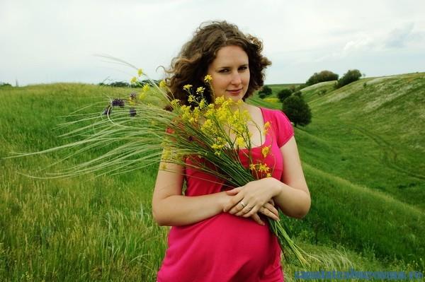 femeie plante medicinale
