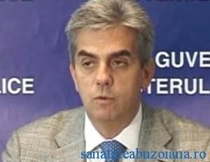 Eugen Nucolaescu, ministrul Sanatatii
