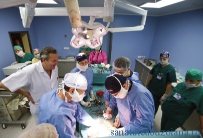 Aparatura medicala ultramoderna