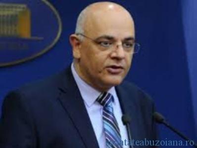 Raed Arafat a primit de la ambasadorul Franţei distincţia de Cavaler