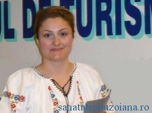 Cristina Partal, presedinte ANTREC