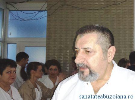 Dr. Victor Ionita, lider SIM Buzau