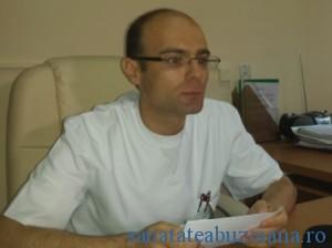Dr. Cosmin Ursachescu, manager SJU Buzau