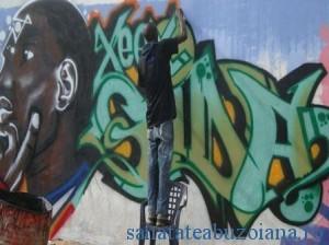 HIV Street Art