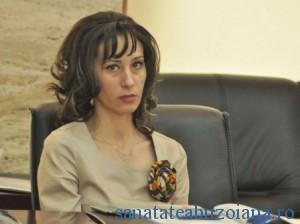 Ec.Daniela Dumitru, noul director DSP Buzau