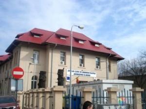Spitalul de Arsi Bucuresti