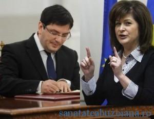 Ministrii Sanatatii si Muncii