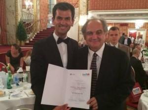 Danubius Young Scientist Award-Viena (Facebook)