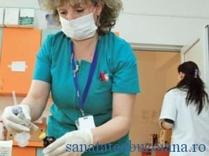 laborator - HIV