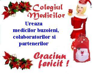 Colegiu Medici Craciun