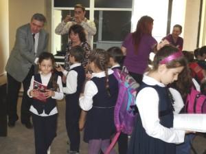 Dr. Bistriceanu, emotionat ca si copiii-150