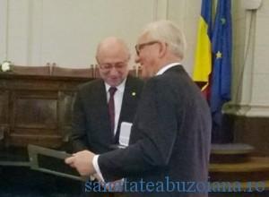 Dr. Irinel Popescu, dr. Christoph Broelsch