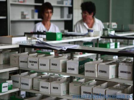 depozit de medicamente unifarm