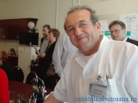 Dr. Ion Japie - presedinte Colegiu Medici Buzau