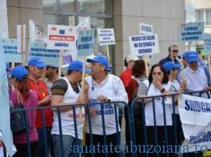 protest medici MS