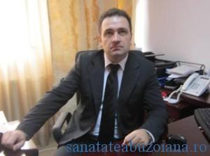 Claudiu Damian, manager SJU Buzau