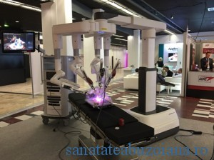AFC - expozitie robot laparoscopic