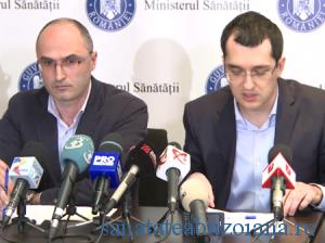 Dr. Cristian Cojocaru si Vlad Voiculescu
