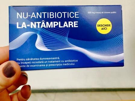 NU antibiotice