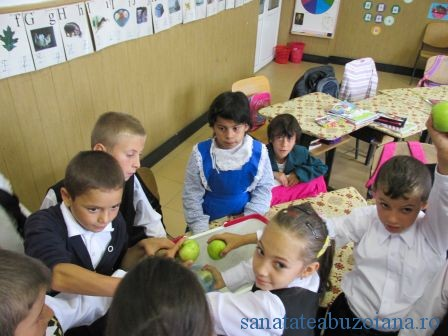 copii fructe