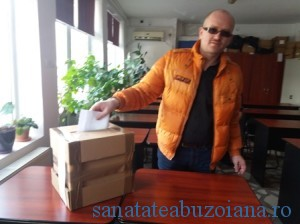 Adrian Tusinschi vot
