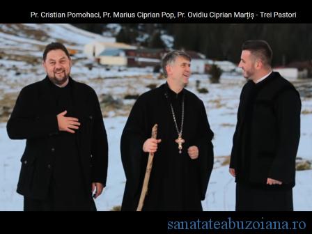 trei pastori