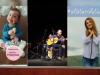 Buzoienii au dat dovada de solidaritate la concertul caritabil organizat de Consiliul Judetean pentru Teo si Miruna