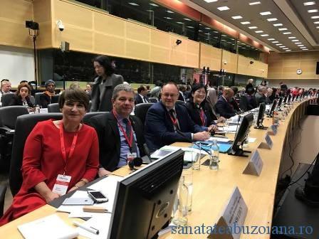 Ministrul Bodog, la Bruxelles