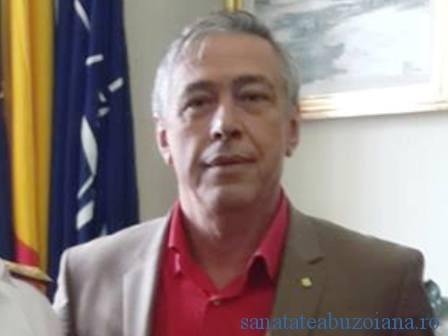 Dr. Marian Burcea - presedinte CNAS