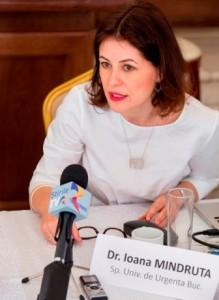 Dr. Ioana Mindruta