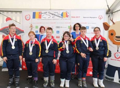medaliati special olimpics