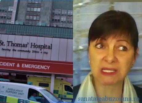 Dr. Roxana Hotoboc - St.Thomas Hospital