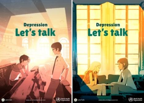 sa discutam despre depresie