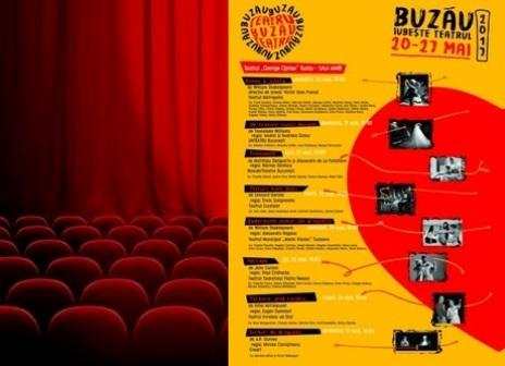 Din-spre Teatrul George Ciprian- Marin Ifrim