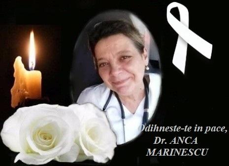 Dr. Anca Marinescu - Dumnezeu s-o ierte