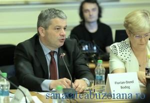 Florian Bodog, Rodica Tanasescu