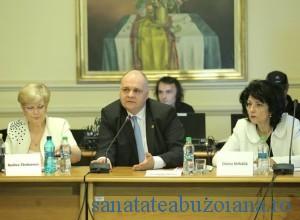 Rodica Tanasescu, Corneliu Buicu, Doina Mihaila
