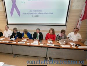 Inaugurare centru boli inflamatorii - Fundeni