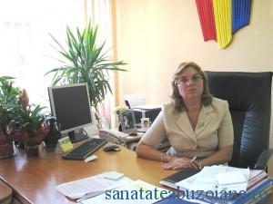 Ec. Carmen Androne, director CJP Buzau