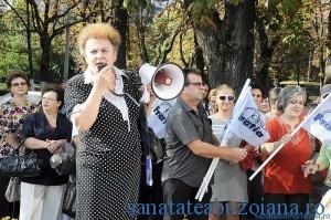 Sanitas se pregateste de proteste