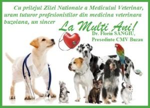 ziua medicului veterinar2017