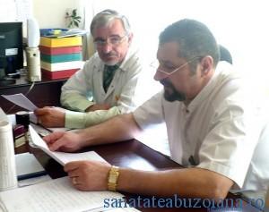 Dr. Victor Ionita si dr. Ion Draghici