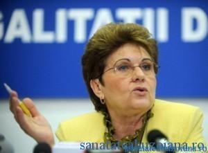 Mariana Campeanu, ministrul Muncii
