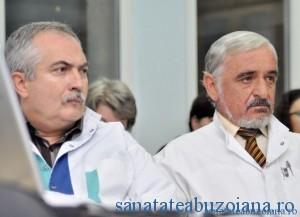 Medicii Marius Anastasiu si Ion Draghici