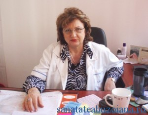 Dr. Dorina Murgociu - fosta Policlinica