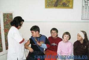 Vaccinare elevi