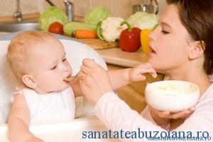 alimentatie bebelus