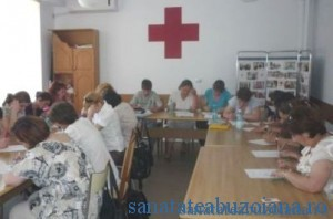cursuri infirmiere Crucea Rosie