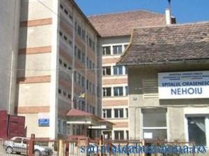 Spitalul Nehoiu