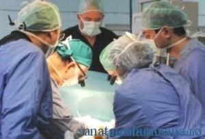 operatie cardiovasculara pediatrica